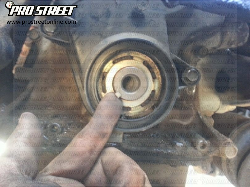How To Change Your Acura Integra Water Pump