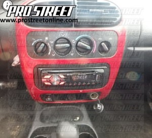 How To Dodge Neon Stereo Wiring Diagram  My Pro Street