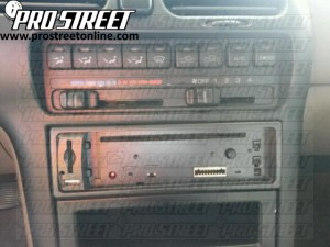 How To Mazda 626 Stereo Wiring Diagram  My Pro Street