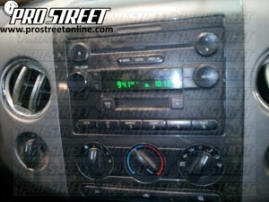 How To Ford F150 Stereo Wiring Diagram  My Pro Street