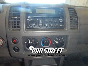 How To Nissan Pathfinder Stereo Wiring Diagram