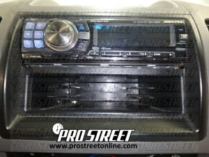 How To Nissan Frontier Stereo Wiring Diagram  My Pro Street