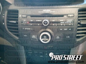 How To Acura TSX Stereo Wiring Diagram  My Pro Street