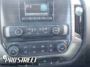 How To GMC Sierra Stereo Wiring Diagram  My Pro Street