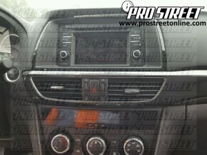 How To Mazda 6 Stereo Wiring Diagram  My Pro Street