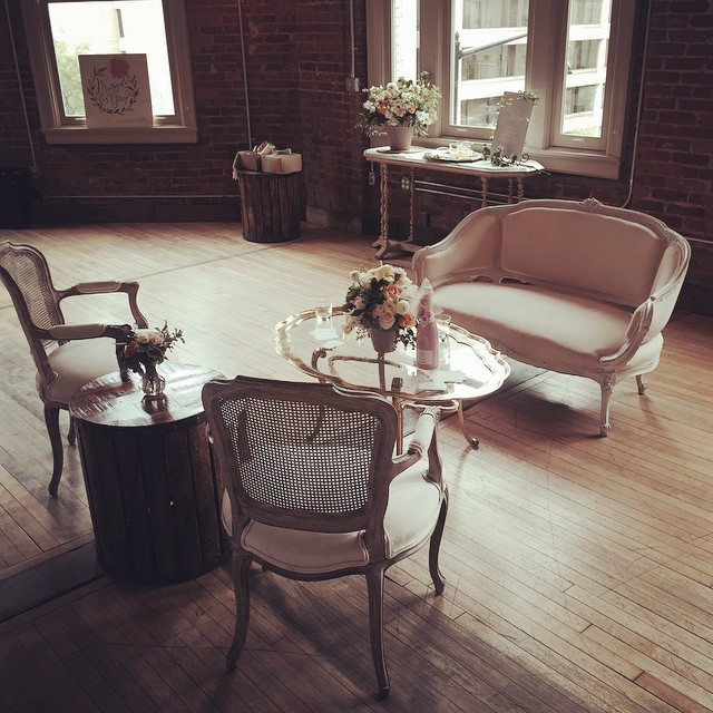 Our neutral ladies looking HOT at @marigoldgrey launch party today thanks to fab styling of @kruseandvieiraevents!  Congrats @marigoldgrey!! #vintagerentals #dcevents #aCreativeDC #furniturerentals #vintage #interiordesign #styling #welovedc