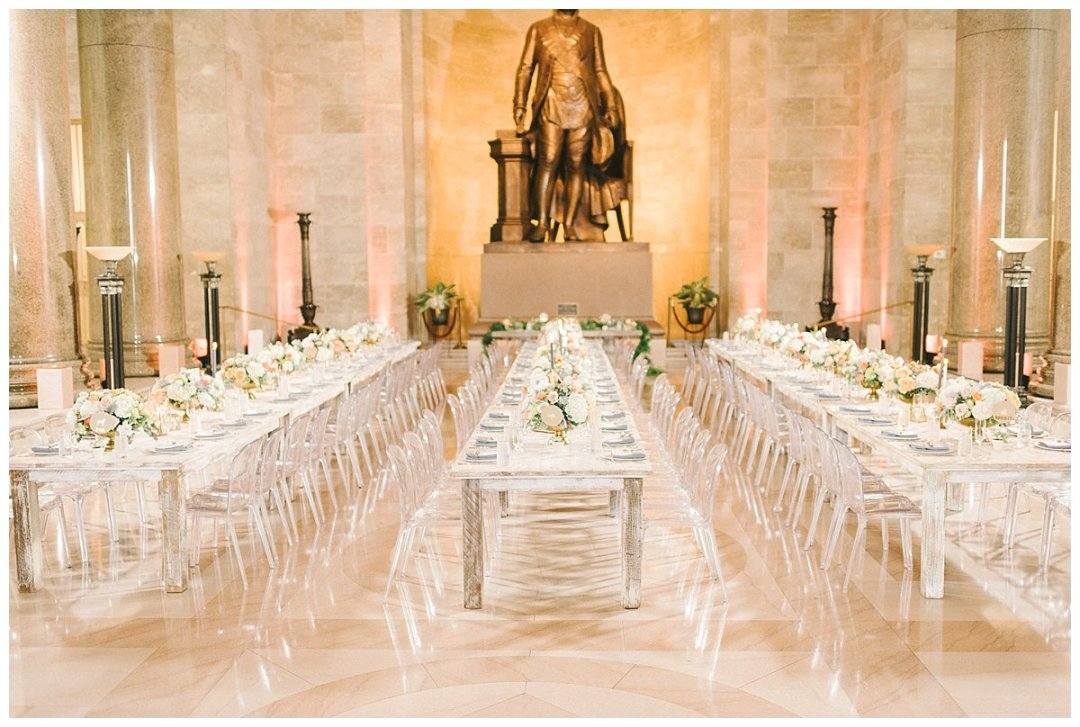 Sneak Peek:  George Washington Masonic Temple Wedding