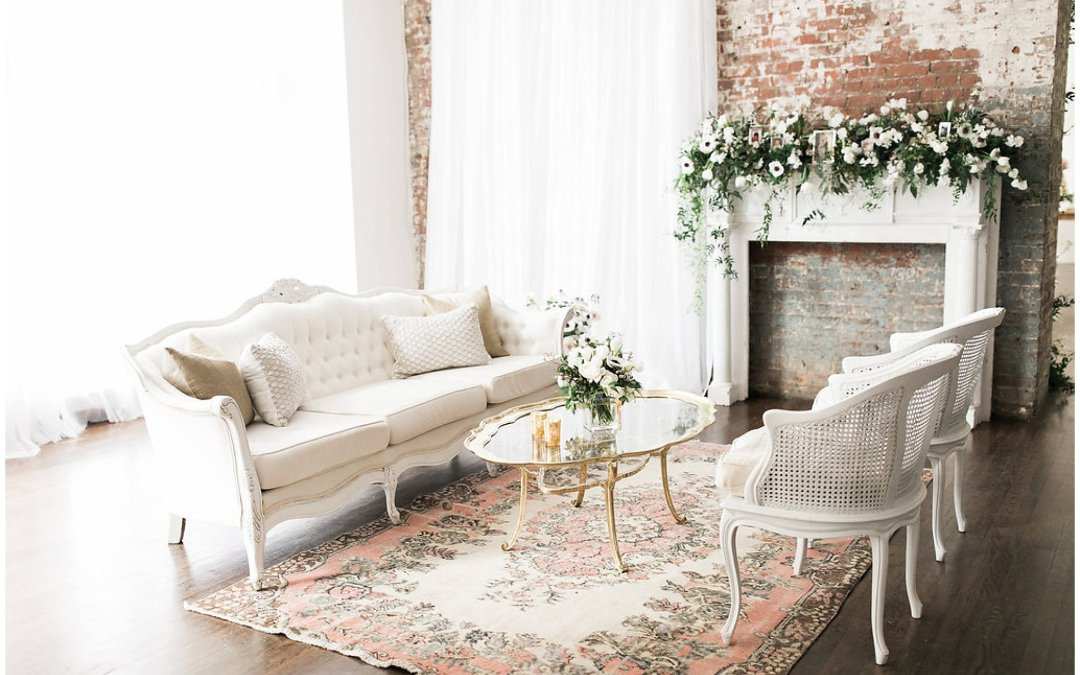 Elegant White French-Inspired Baby Shower || As Seen In Martha Stewart Living