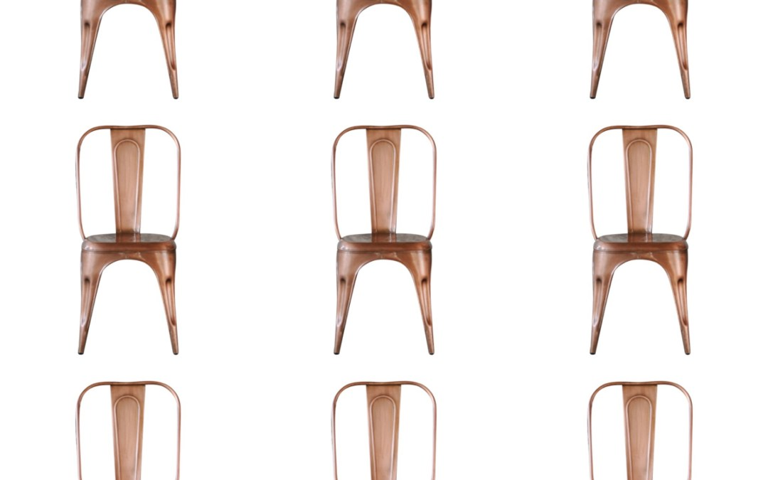 SNEAK PEAK || Lincoln Copper Chairs