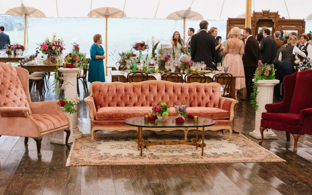 Samantha + Robert || A Chic and Whimsical Wedding in Monkton, MD