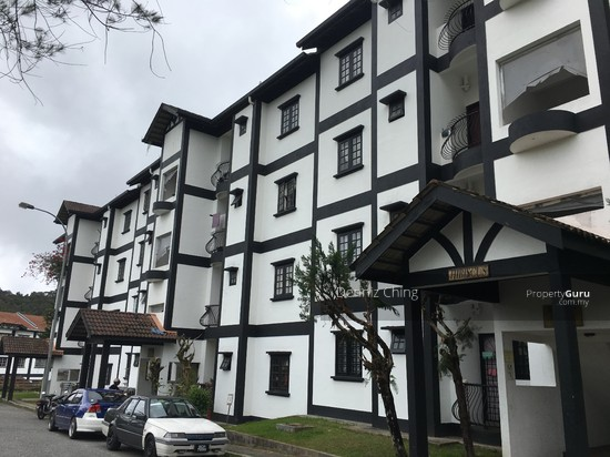 Greenhill Resort Apartment Tanah Rata Cameron Highlands Pahang Jalan Gereja 3 Bedrooms 1000 Sqft Apartments Condos