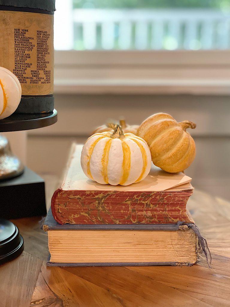 Balsam Hill Fall Pumpkins