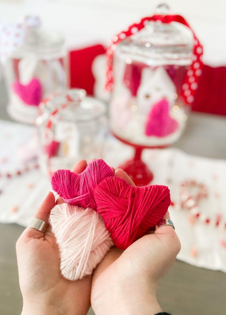 valentine's day heart tutorial