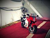 Hyosung bike