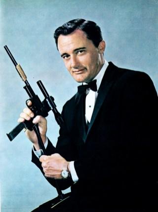 Robert Vaughn (MGM photo)
