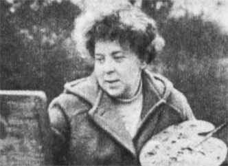 MRS. VINCENT is played by Susan Field, who has appeared In Keep the Aspidistra Flying and A Month In the Country. She has exhibited water colours In London and was once photo-librarian for a Trans-Antarctic Expedition