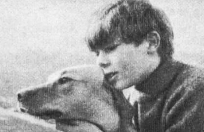 COLIN WESTCOTT is played by John Moulder-Brown, pictured with Holly, the dog that has an important part in the first episode. John, an 11-year-old, has acted in many films, including Room at the Top, Doctor in Love, A Cry from the Streets and Heroes of Telemark