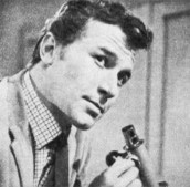 GEOFFREY TOMS is played by Eric Flynn, 27, a fine singer and actor. He was born in Hainan Island, South China. He came to England in 1953, and has appeared In End of Conflict and No Hiding Place