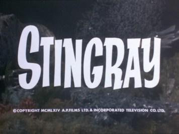 Stingray title card