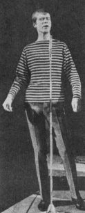 Long John Baldry, The Glad Rag Ball, next Wednesday