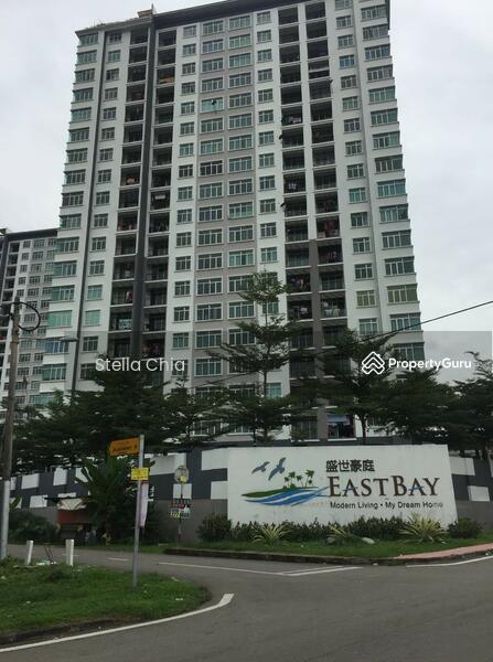 East Bay Luxury Apartment Jalan Kota
