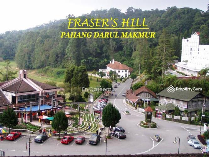 Apartment Frazer Silverpark Resort Bukit Pahang 132860171