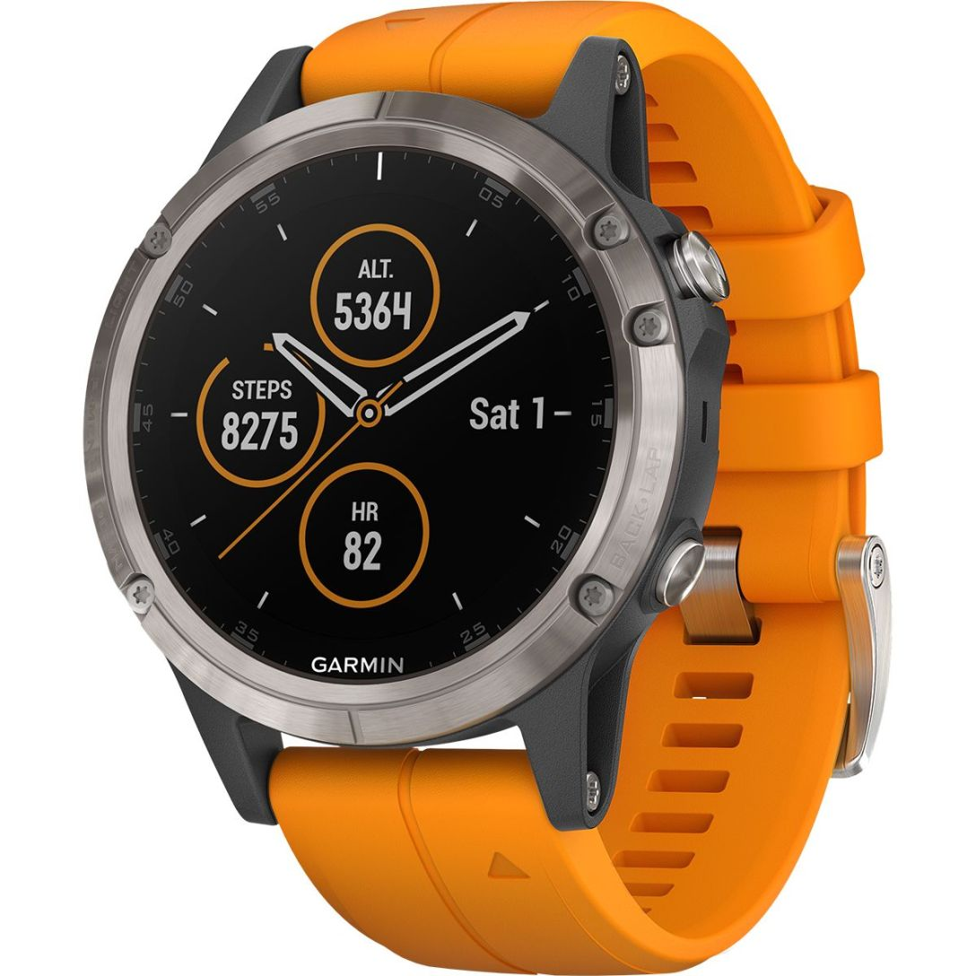 Garmin Fenix 5 Plus Titan