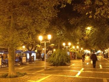 streets of mendoza