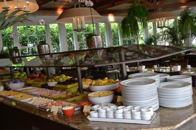 brazil hotel breakfast