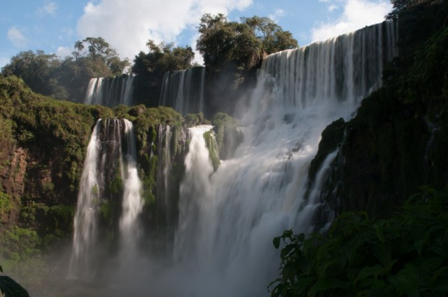 iguazulower falls view