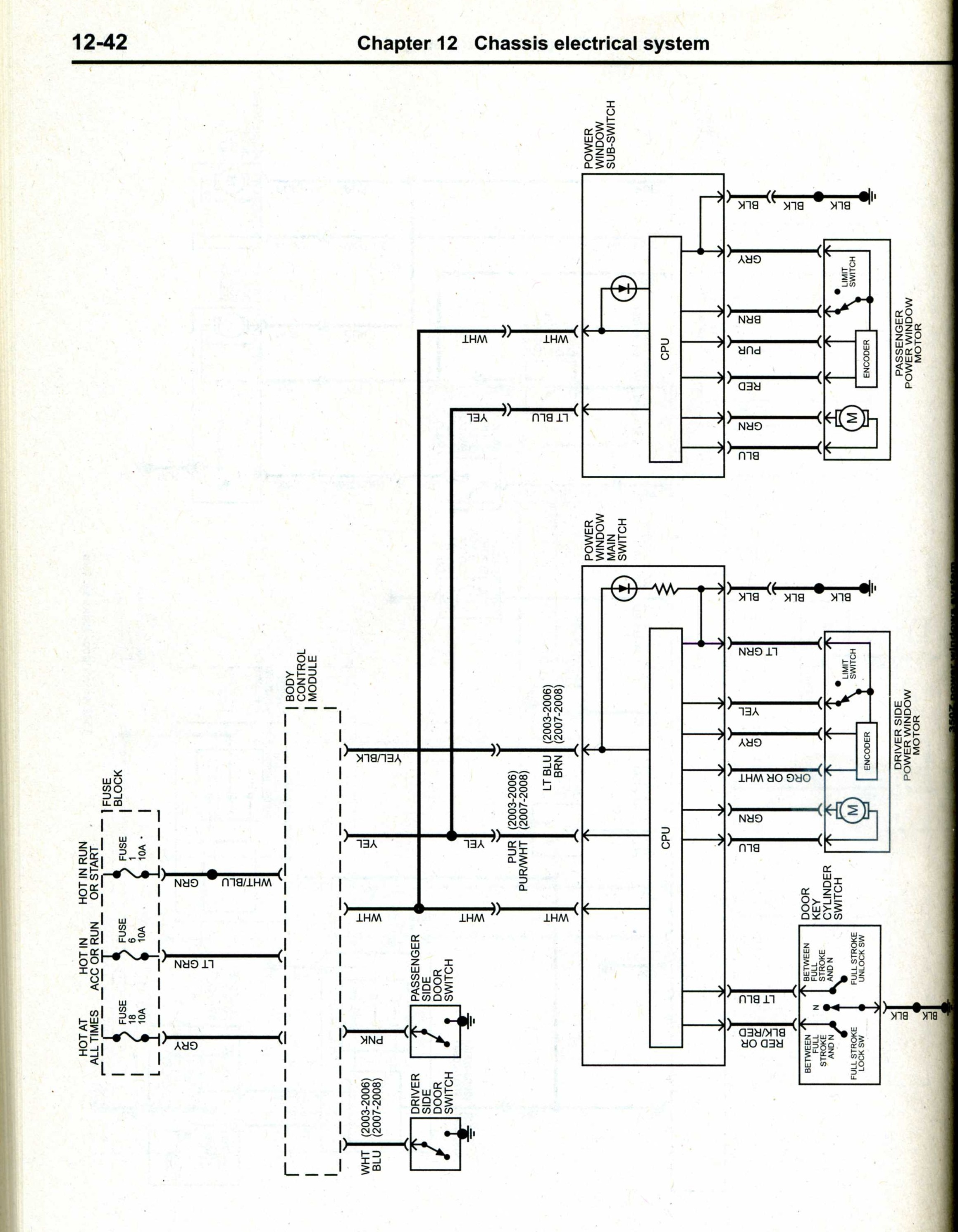 Nissan 350z Radio Wire Diagram - Roslonek.net