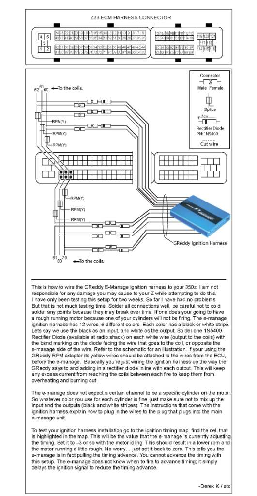 Awesome Apexi Afc Neo Wiring Diagram Festooning - Everything You ...