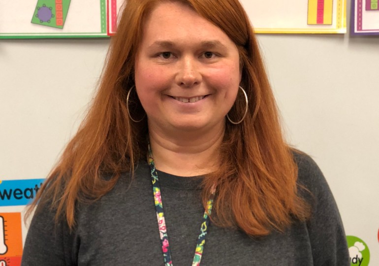 Teacher Spotlight - Adrienne Casey