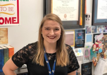 Teacher Spotlight: Heather Auxier