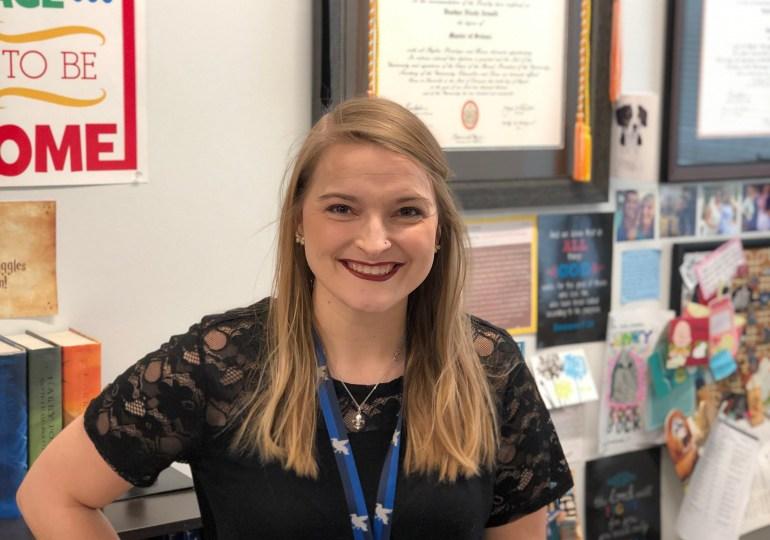 Teacher Spotlight: Heather Auxier