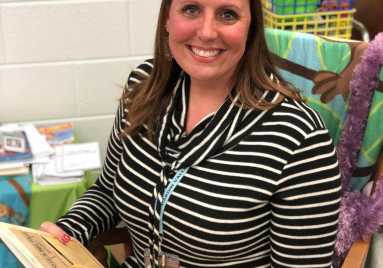 Teacher Spotlight: Brooke Swaggerty
