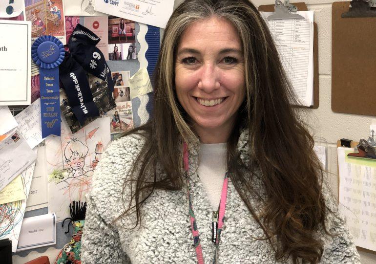 Teacher Spotlight: Meshon Crateau