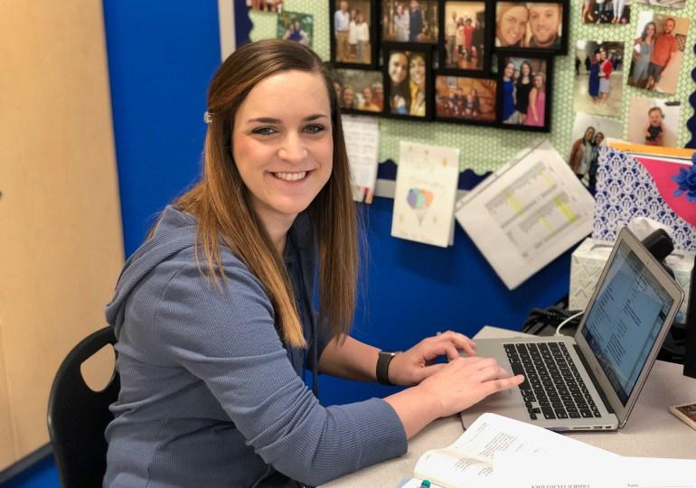 Teacher Spotlight: Jaclyn St. John