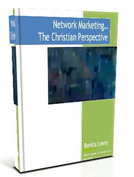 Nertwork Marketing Christian Perspective cover2