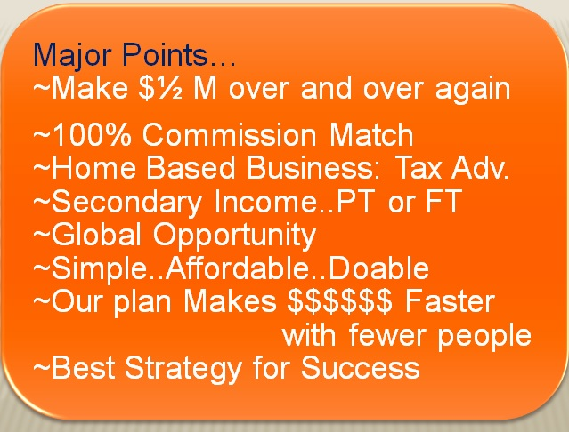 4c major points