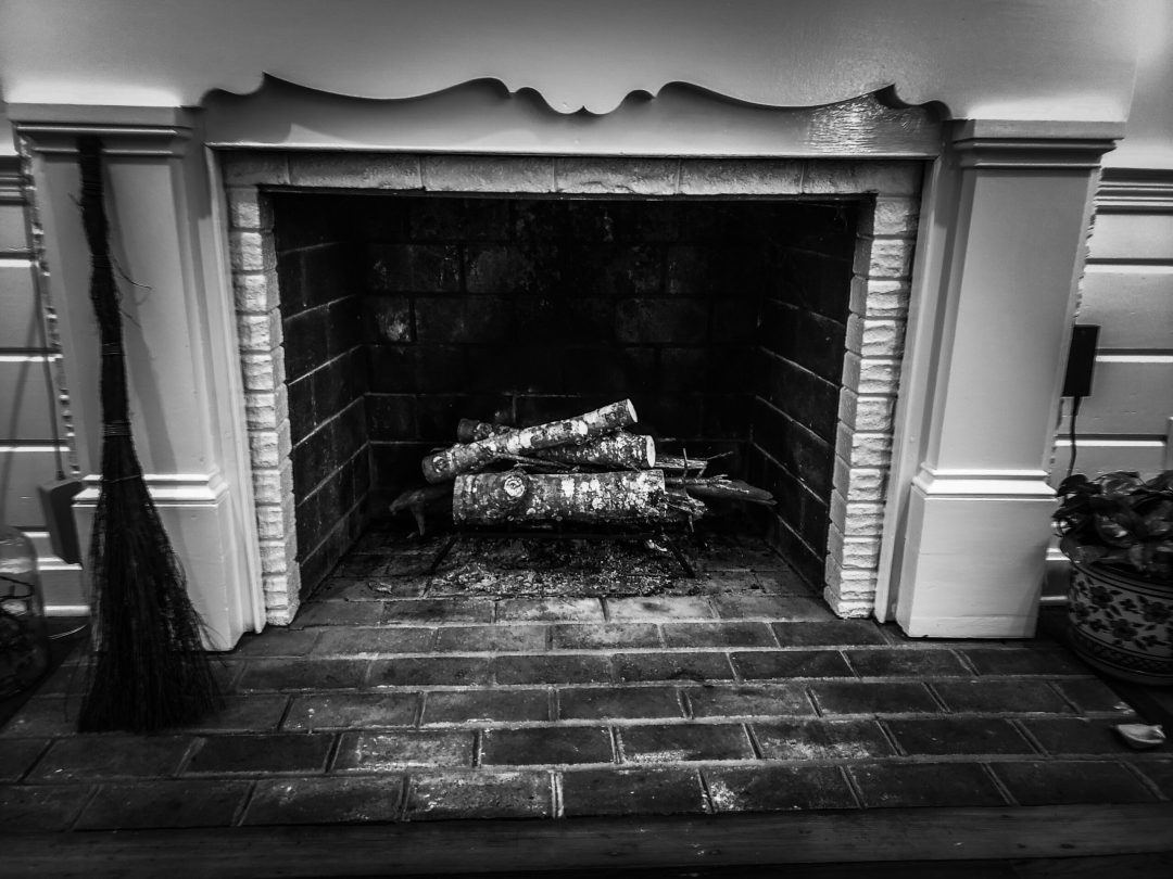 Winter Is Here! Fireplace Updates (part 1) 1