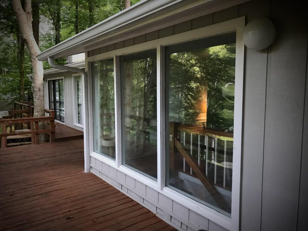 Impenetrable Windows and Doors – replacing drafty 1980's doors and windows (part 2) 9