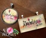 Anniversary/Wedding Necklaces