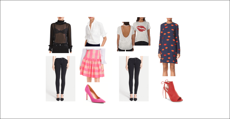 my9to5shoes.com My 9 to 5 Shoes Valentine's Day Outfit ideas