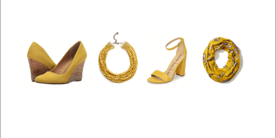 My9to5shoes.com My 9 to 5 Shoes Primrose Yellow