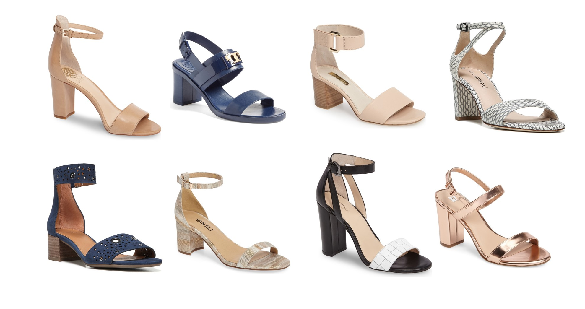 my9to5shoes.com My 9 to 5 Shoes Block Heels