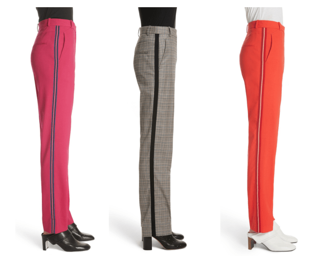 Rag and Bone Stripe Pants