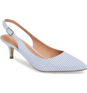 My9to5Shoes.com My 9 to 5 Shoes Spring Stripes