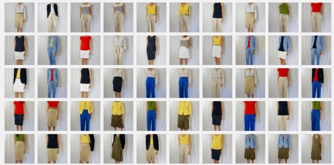 My9to5Shoes.com My 9 to 5 Shoes Summer Capsule Wardrobe Ann Taylor