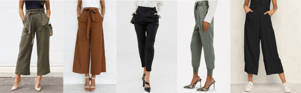 What shoes do you pair with crop pants?